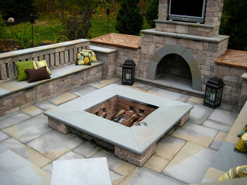 custom fire pits in ohio - Custom Fire Pits And Outdoor Fire Place Installs In Northeast, Ohio